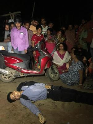BJP youth leader shoot dead in Agartala, one detained