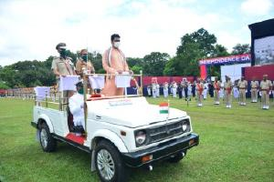 All districts in Tripura joins the 74th Independence Day celebration